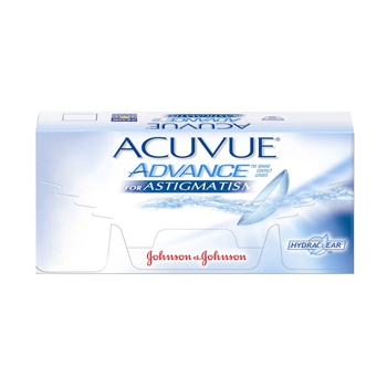 Acuvue Oasys for Astigmatism op 6 szt moc -4,75/-1,25x160